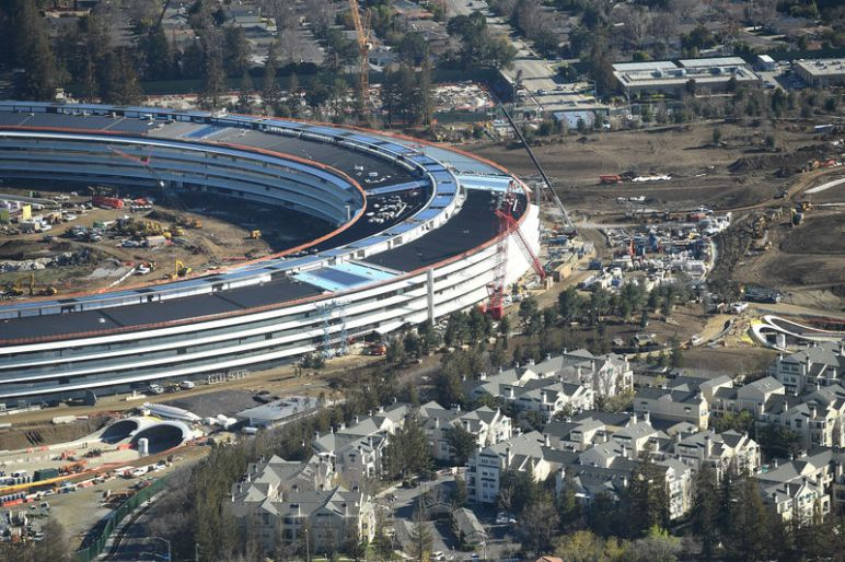 Steve Jobs' Last Project: New Apple Campus, Reported Cost $5 Billion